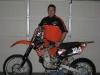 Brad Ward and Racing Weapon